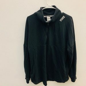 Victoria's Secret quarter zip sweatshirt